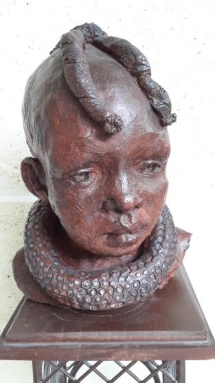 Garçon Himba