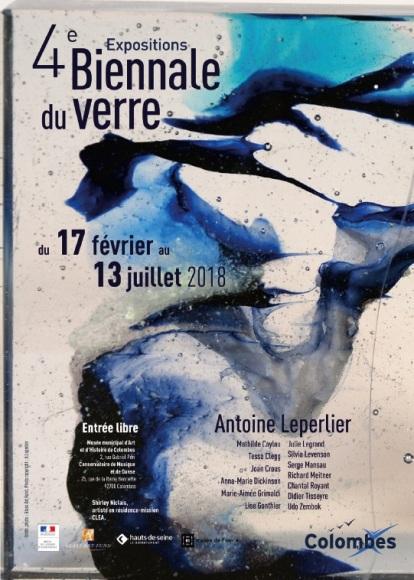Biennale Flyer Recto
