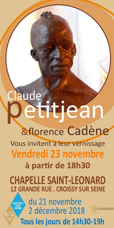 invitation Claude Petitjean