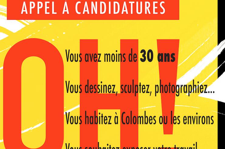 Jeunes artistes colombiens : c'est votre moment!