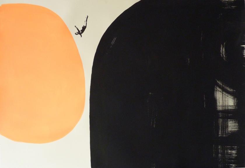 Valérie Bétoulaud -Le grand saut.jpg
