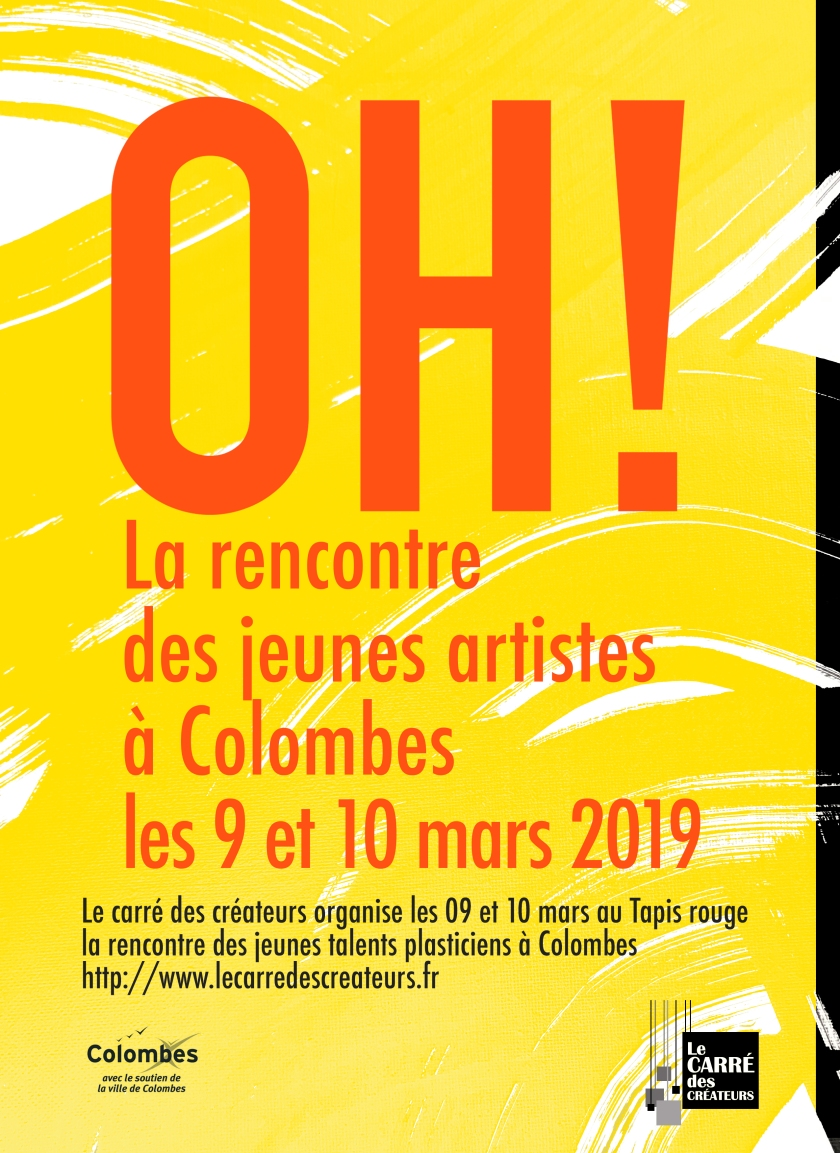 oh ! affiche