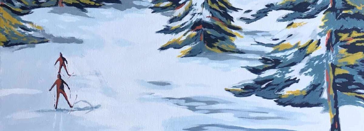 Laurence Hoden, les couleurs avanttout